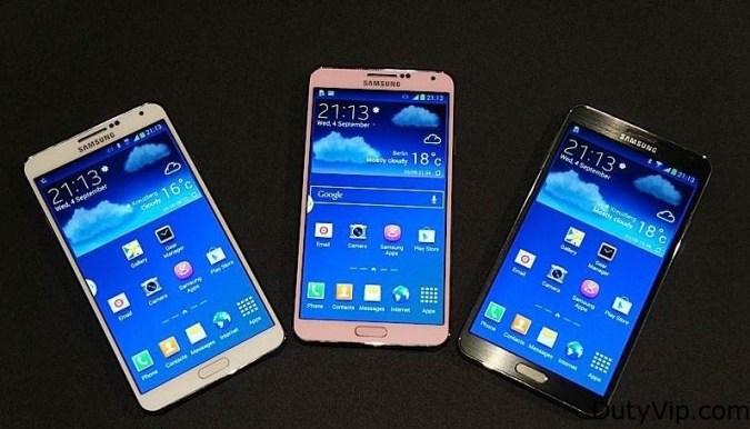 Samsung Galaxy Note 3 - Samsung Galaxy Note III