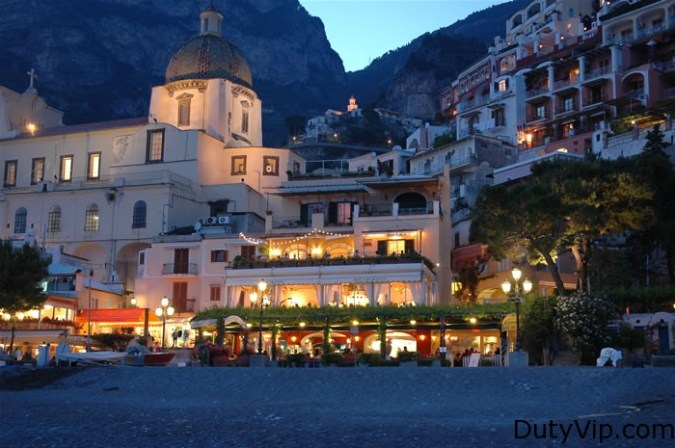 Hotel Buca Di Bacco en Positano, Italia