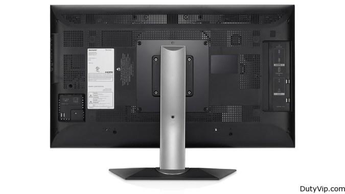 4K Ultra HD Monitor Sharp Igzo