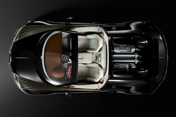 "Bugatti Veyron ""Black Bess"""