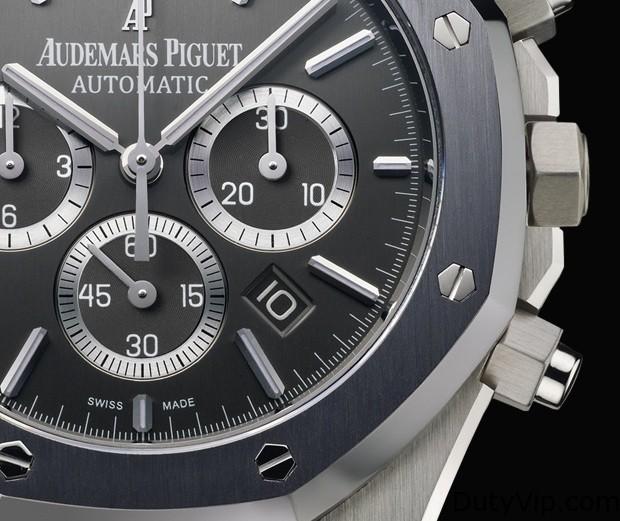Audemars-Piguet-Leo-Messi-Watch-Steel-with-Tantalum-Bezel-Closeup