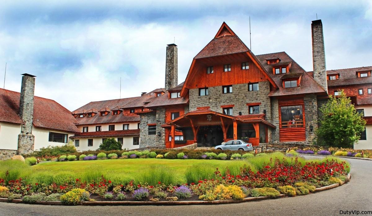 Hotel Llao LLao, un paraíso en la inmensidad de la Patagonia