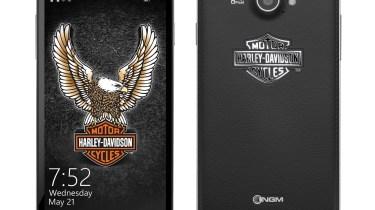 NGM Harley-Davidson Smartphone, Dual Sim, Nero