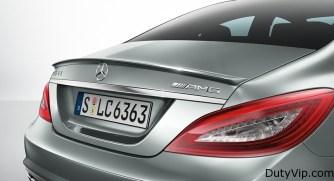 Diseño exquisito en el Mercedes Benz CLS