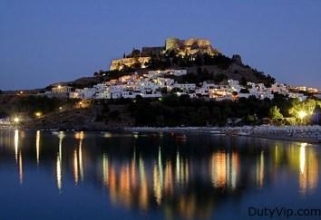 La magia de las islas griegas
