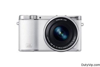 Cámara EVIL Samsung NX3000+16-50 mm White