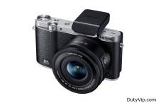 Cámara EVIL Samsung NX3000+16-50 mm Black