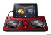 Controlador digital para DJ DDJ-WeGO3 de Pioneer