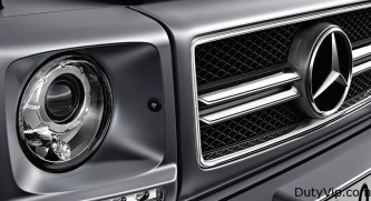 Mercedes-Benz hermoso frente