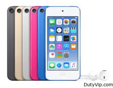 El iPod touch es la mejor manera de llevar toda tu música en el bolsillo. Úsalo para acceder al iTunes Store y al nuevo servicio Apple Music.