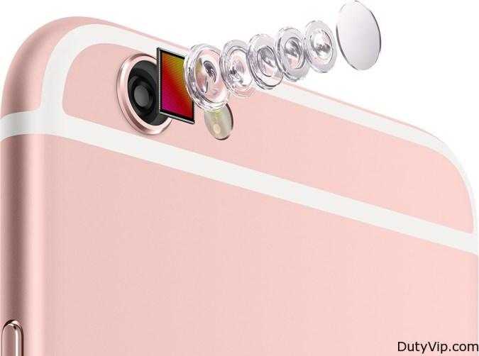 Nueva cámara iPhone 6S Plus