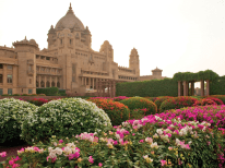 Exterior del Umaid Bhawan Palacio