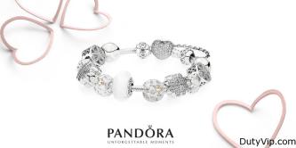 Pandora colección San Valentín