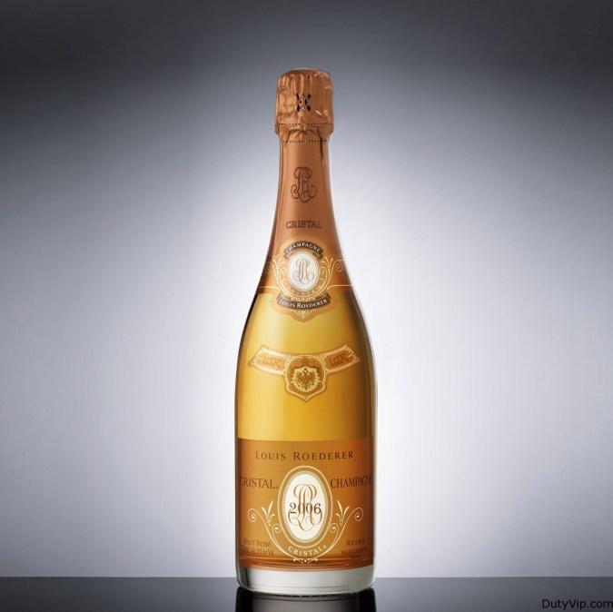 Champagne Cristal Rosé Louis Roederer