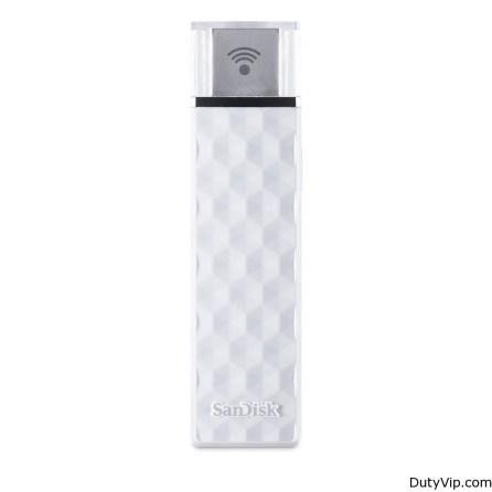 Unidad flash inalámbrica Connect de 200 GB de SanDisk