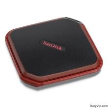 SSD portátil USB/USB-C Extreme 510 de 480 GB de SanDisk