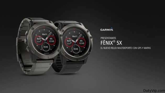 Garmin fēnix 5X