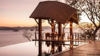 Four Seasons Resort en Costa Rica en Península Papagayo