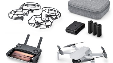 Mavic Mini Drone Fly More Combo de DJI