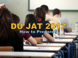 Delhi University JAT