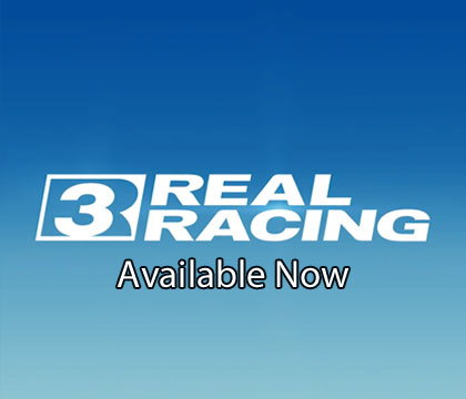 Real Racing 3 is Now Available Across Mobile Platforms