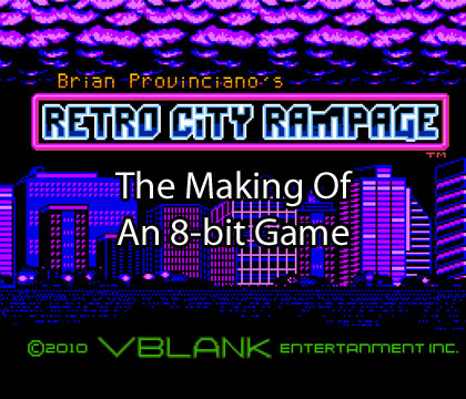 """The Making of """"ROM City Rampage"""""""