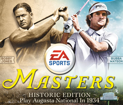 Tiger Woods PGA Tour 14 The Masters Historic Edition To Feature Augusta Nationals Original