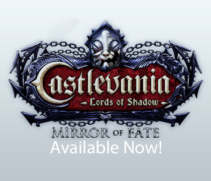 Castlevania: Lords of Shadow – Mirror of Fate Available Now!