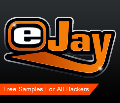 Free samples for all eJay Pure backers