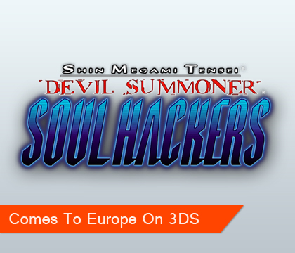 Soul Hackers Comes To Europe On 3DS