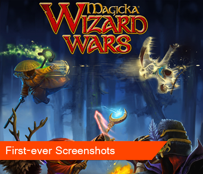 Magicka: Wizard Wars First-Ever Screenshots Revealed