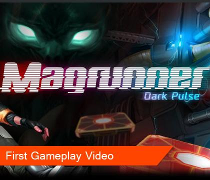 Magrunner, first gameplay video!