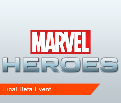 "Marvel Heroes ""Thor"" Trailer – Final Open Beta Begins This Weekend!"