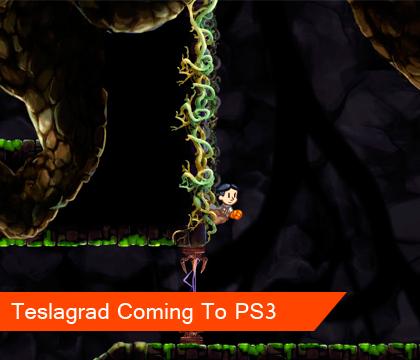 Teslagrad coming to PlayStation 3