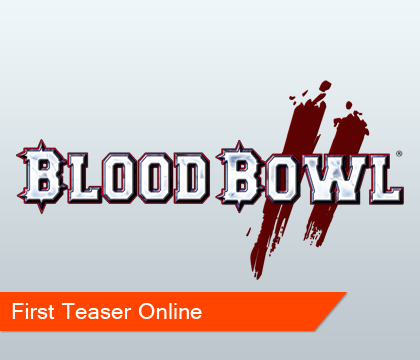 Blood Bowl 2 Teaser