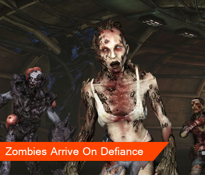 Zombies on Defiance!