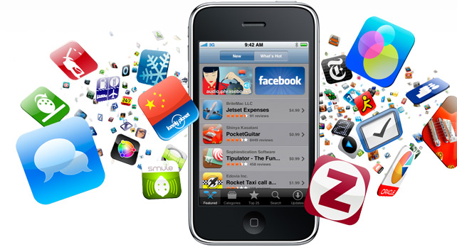 Over 160 Billion Consumer Apps to be Downloaded in 2017 Report Says