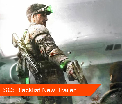 Splinter Cell Blacklist – Transformation trailer