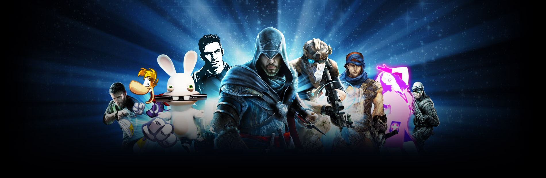 Ubisoft and NVIDIA Form Gaming Alliance