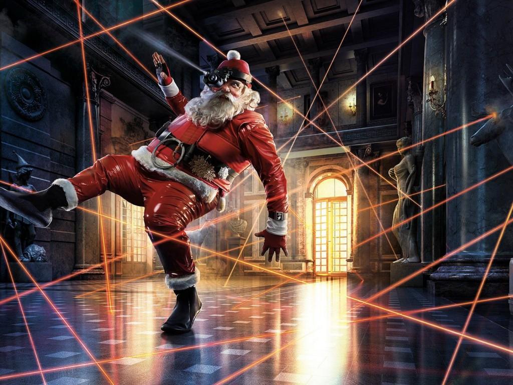 How can Santa do his job better?