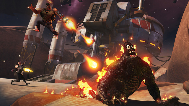 Loadout Coming Exclusively To PS4