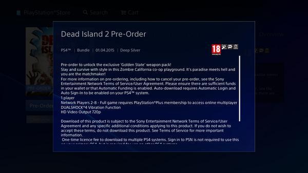 Dead Island 2 Release Date Leaked