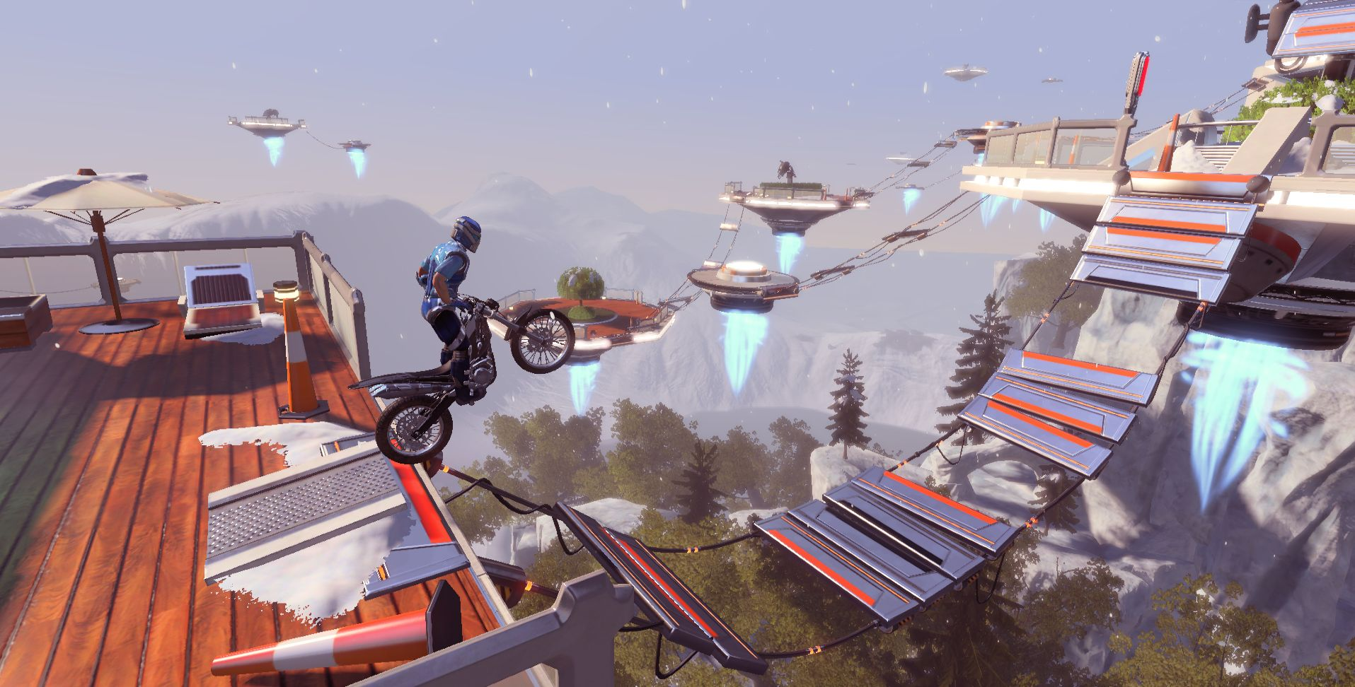 Empire of the Sky DLC Released for Trials Fusion