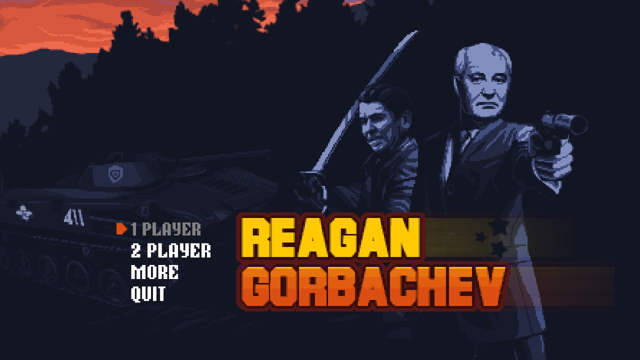 Reagan Gorbachev Review