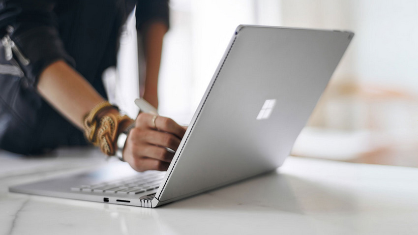 Microsoft's Surface Book: Your New Smart Tablet