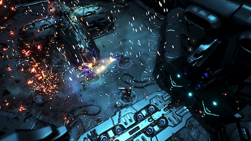 Alienation is out tomorrow – Gear up to kick some ass