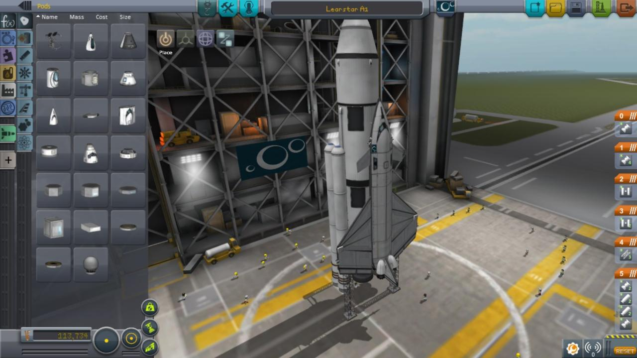 Kerbal Space Program is just wonderful..to watch