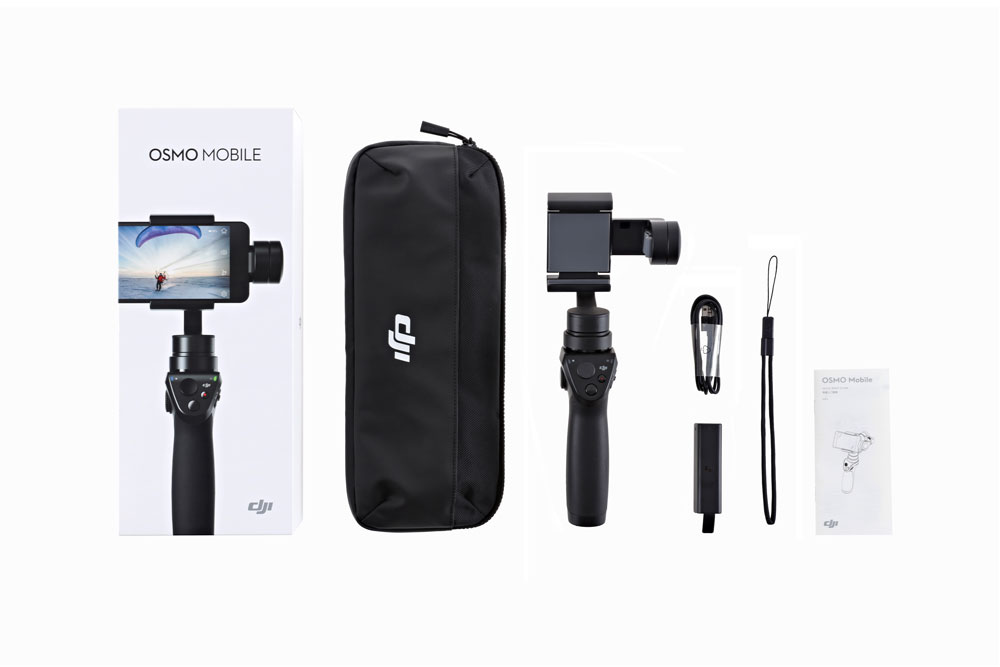 DJI Osmo Mobile Gets Even Better with New Firmware Update