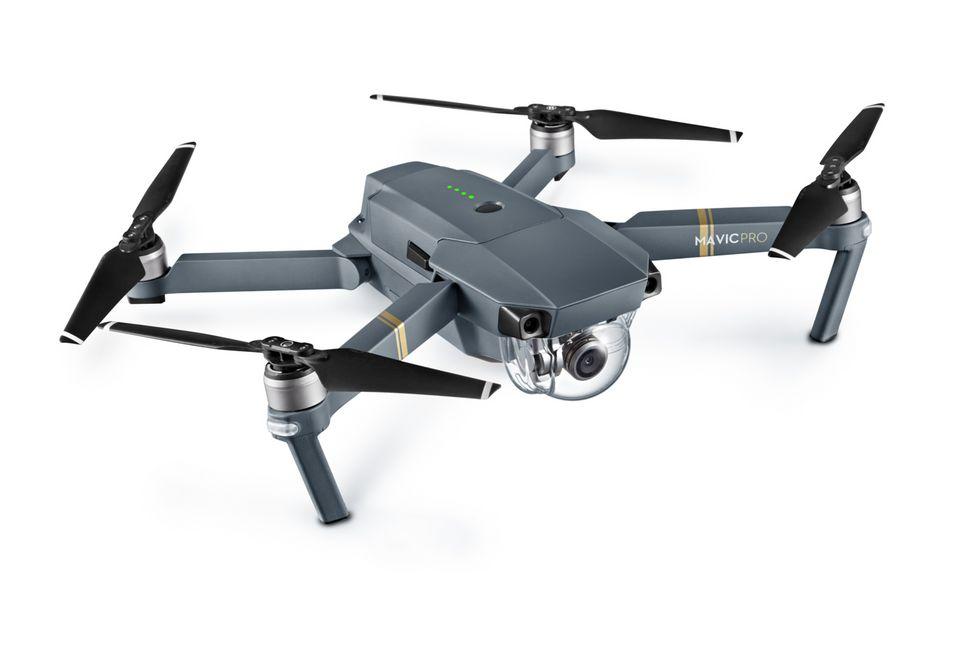 DJI Revolutionises Personal Flight With New Mavic Pro Drone