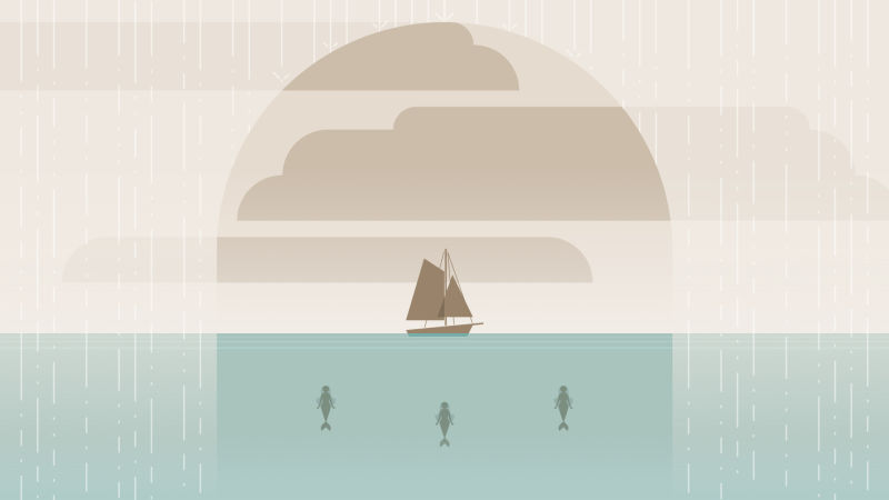 Burly Men at Sea is a Weird One